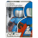 G.I. Joe Mighty Muggs Wave 1 - Cobra Commander - box