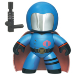 G.I. Joe Mighty Muggs Wave 1 - Cobra Commander - loose