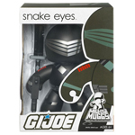 G.I. Joe Mighty Muggs Wave 1 - Snake-Eyes - box