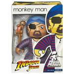 Indiana Jones Mighty Muggs Wave 2 - Monkey Man - box