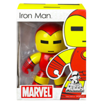 Marvel Mighty Muggs Wave 1 - Iron Man - box