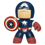 Marvel Mighty Muggs Wave 2 - Captain America - loose