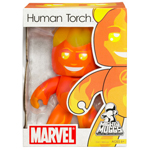 Marvel Mighty Muggs Wave 4 - Human Torch - box