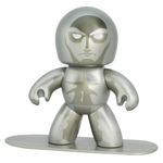 Marvel Mighty Muggs Wave 4 - Silver Surfer - loose