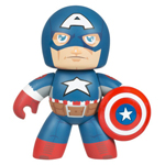 Marvel Mighty Muggs Wave 5 - Ultimate Captain America - loose