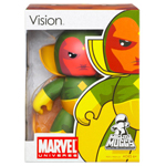 Marvel Mighty Muggs Wave 5 - Vision - box