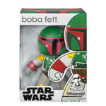 Star Wars Mighty Muggs Wave 1 - Boba Fett - box