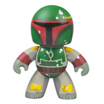 Star Wars Mighty Muggs Wave 1 - Boba Fett - loose