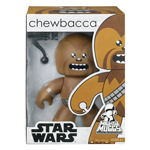 Star Wars Mighty Muggs Wave 1 - Chewbacca - box