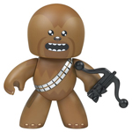 Star Wars Mighty Muggs Wave 1 - Chewbacca - loose