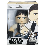 Star Wars Mighty Muggs Wave 1 - Han Solo - box