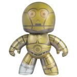 Star Wars Mighty Muggs Wave 2 - C-3PO - loose