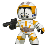 Star Wars Mighty Muggs Wave 3 - Clone Commander  Cody - loose