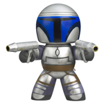 Star Wars Mighty Muggs Wave 3 - Jango Fett - loose