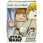 Star Wars Mighty Muggs Wave 4 - Luke Skywalker (Bespin) - box