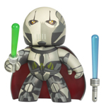 Star Wars Mighty Muggs Wave 4 - General Grievous - loose