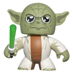 Star Wars Mighty Muggs Wave 4 - Yoda - loose