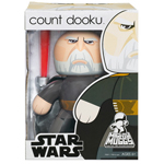 Star Wars Mighty Muggs Wave 5 - Count Dooku - box