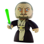 Star Wars Mighty Muggs Wave 8 - Qui-Gon - loose