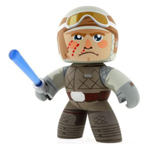 Star Wars Mighty Muggs Wave 9 - Luke Skywalker (Hoth) - loose