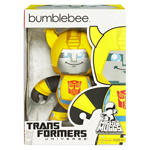 Transformers Mighty Muggs Wave 1 - Bumble Bee - box