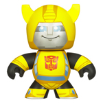 Transformers Mighty Muggs Wave 1 - Bumble Bee - loose