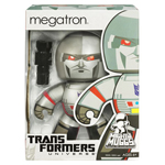 Transformers Mighty Muggs Wave 1 - Megatron - box