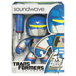 Transformers Mighty Muggs Wave 1 - Soundwave - box