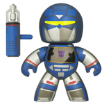 Transformers Mighty Muggs Wave 1 - Soundwave - loose