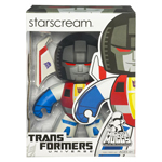 Transformers Mighty Muggs Wave 2 - Starscream - box
